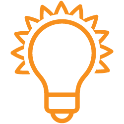 think bulb